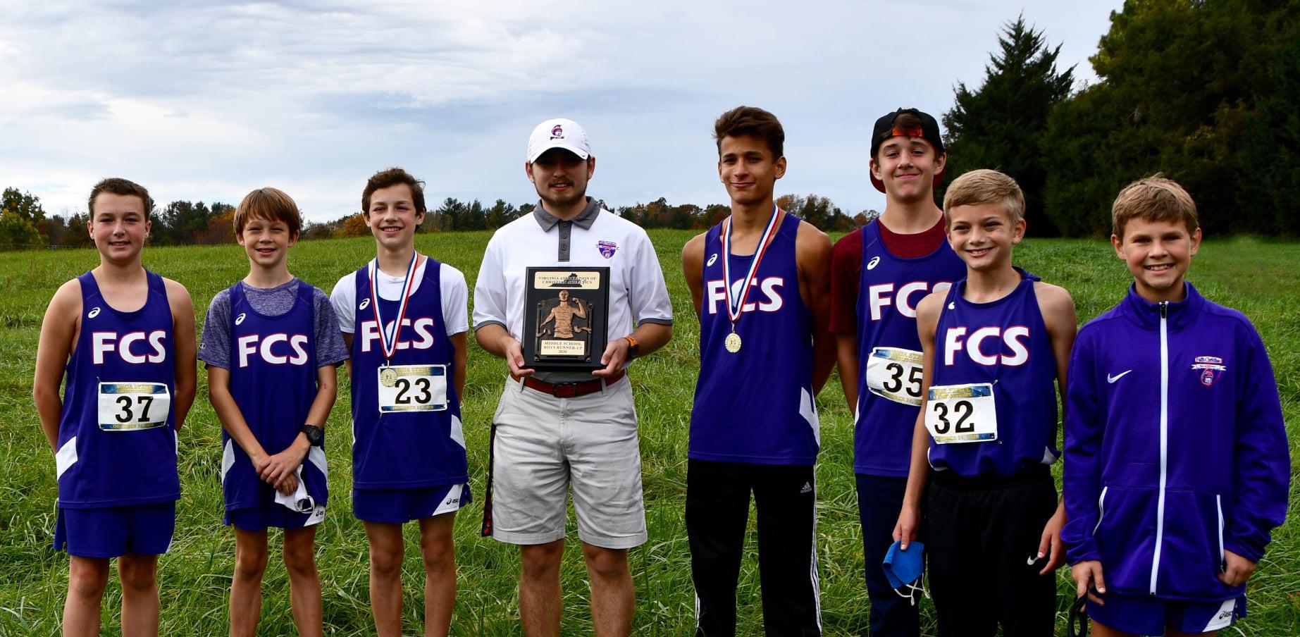 FCS Medals