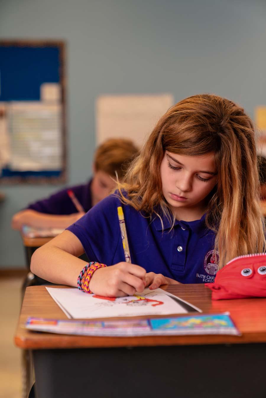 Faith Christian School Sets Foundation For Life