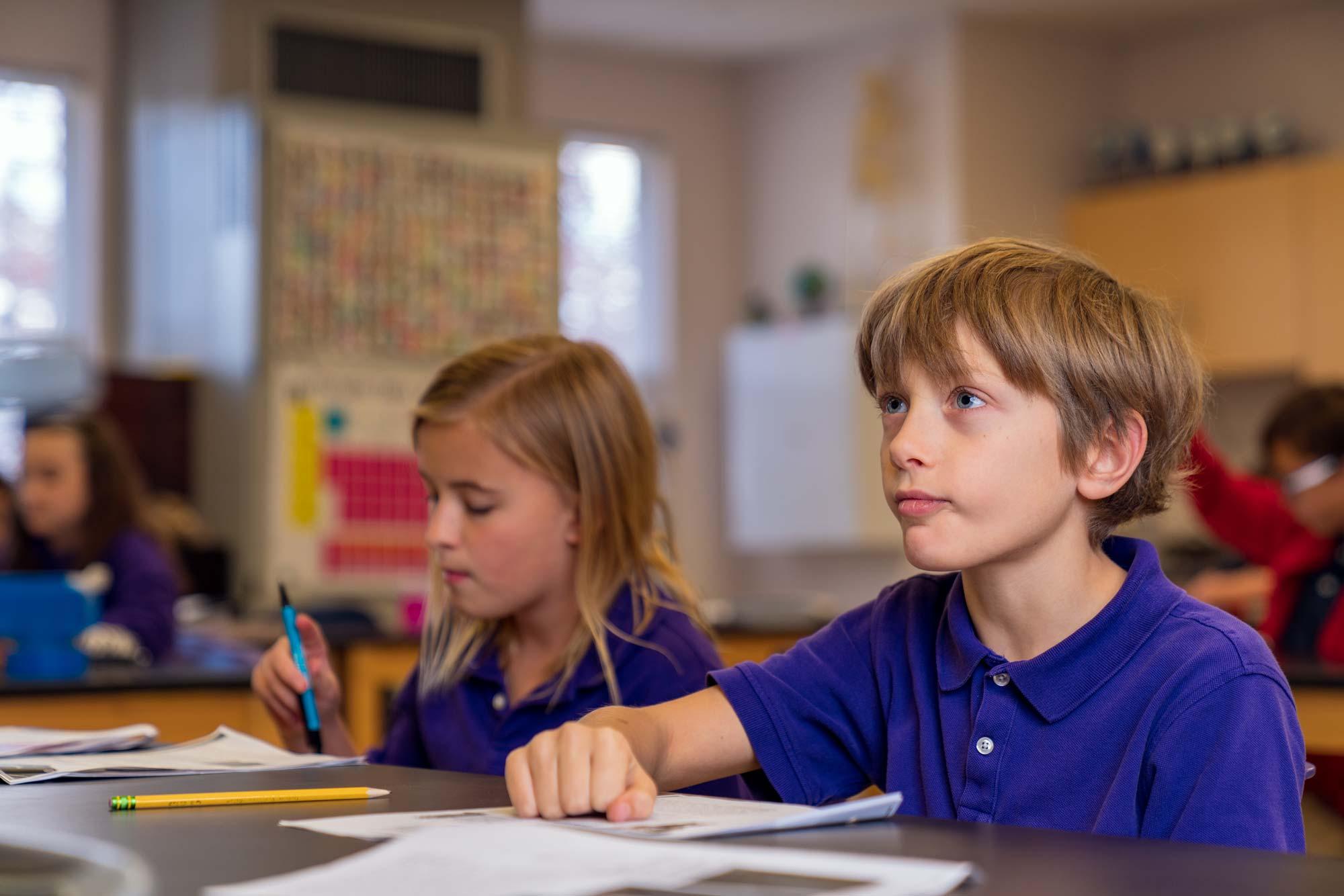 Faith Christian School Middle School