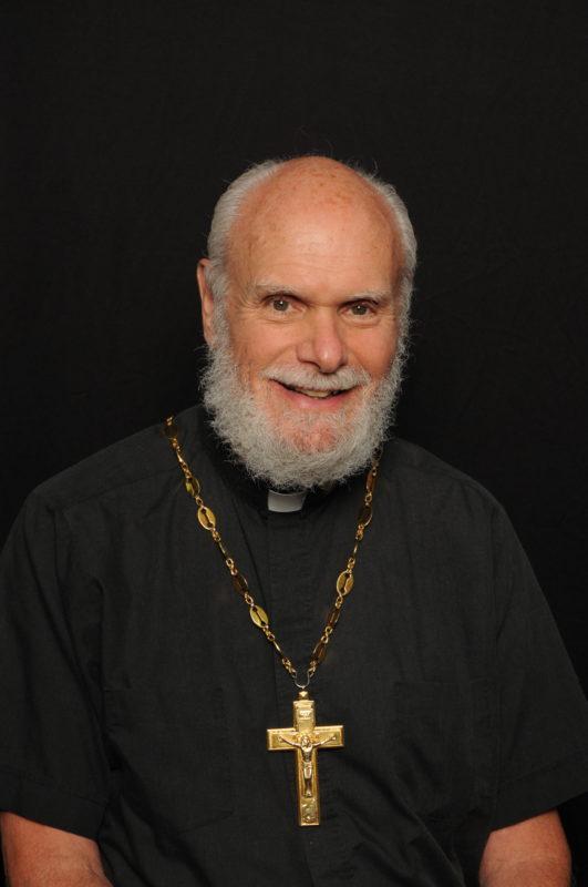 Father Sam Gantt
