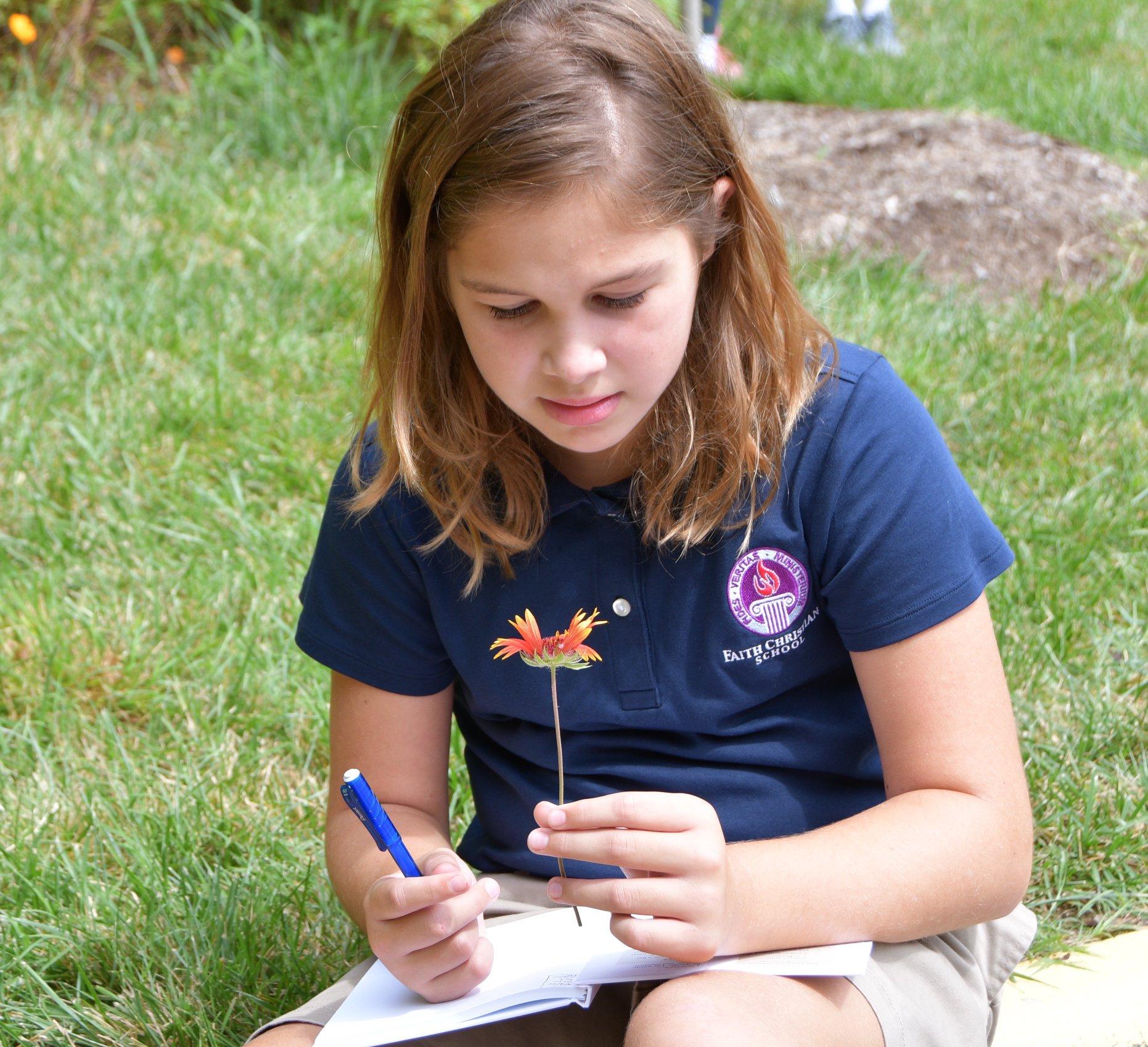 Faith Christian School Nature Studies2