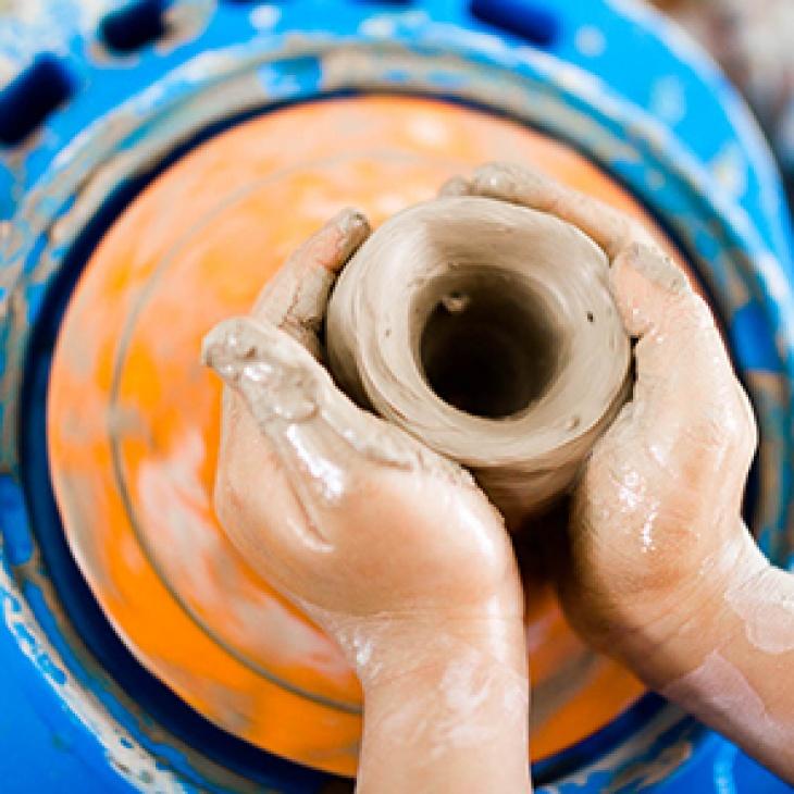 Faith Christian School Pottery For Kids
